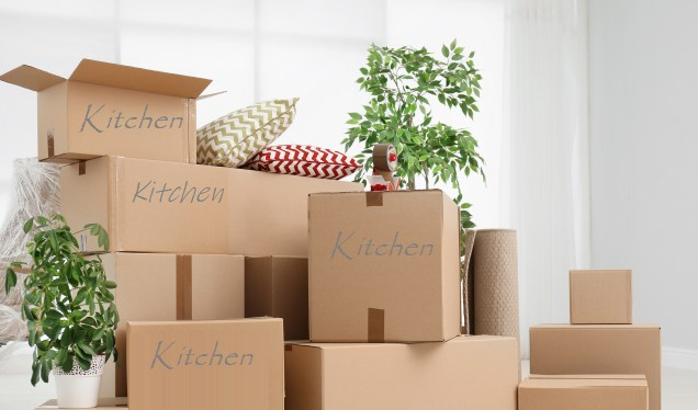 Easy Peasy Removals How to unpack in new house Label your boxes
