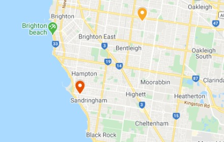Melbourne - Sandringham VIC Depot