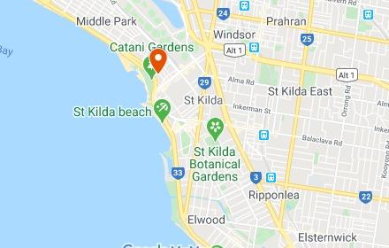 Melbourne - St Kilda VIC Depot