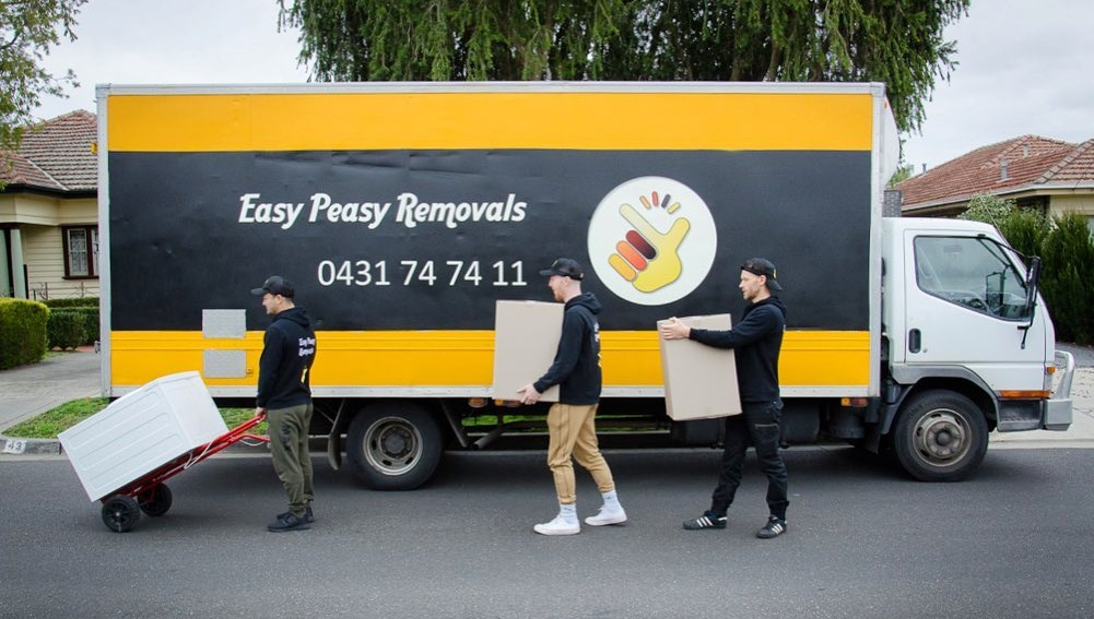 Picking the right truck size for your Melbourne house removals