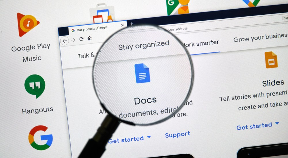 Google Docs to plan your Melbourne office removals