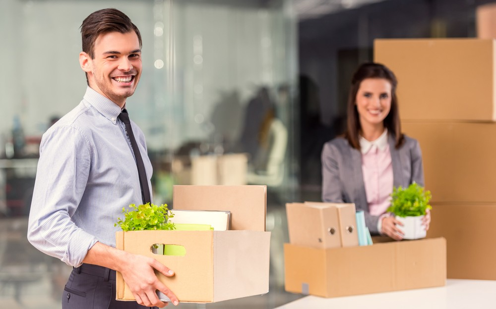 Time to consider a new commercial removals company